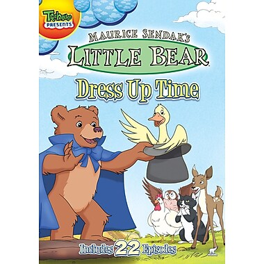 Little Bear: Dress Up Time (DVD)