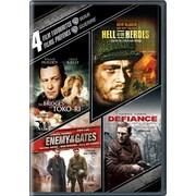 4 Film Favorites: War (DVD)