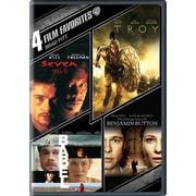 4 Film Favorites: Brad Pitt (DVD)