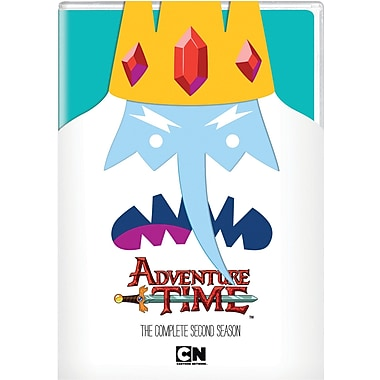 Cartoon Network: Adventure Time Season 2 (DVD)