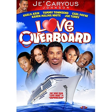 Je'Caryous Johnson's Love Overboard (DVD)