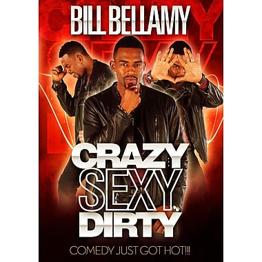 Bill Bellamy - Crazy Sexy Dirty (DVD)