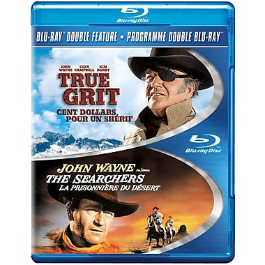 True Grit/The Searchers (Blu-Ray)
