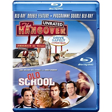 The Hangover/Old School (Blu-Ray)