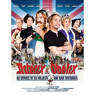 Asterix & Obelix - God Save Brittania (Blu-Ray)