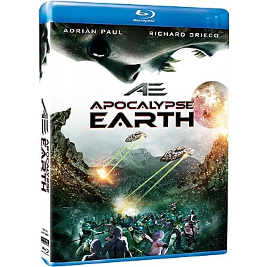 AE Apocalypse Earth (Blu-Ray)