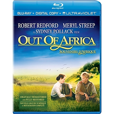 Out of Africa (Blu-Ray + copie numérique + UltraViolet)