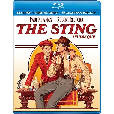 The Sting (Blu-Ray + copie numérique + UltraViolet)