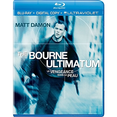 The Bourne Ultimatum (Blu-Ray + Digital Copy + UltraViolet)