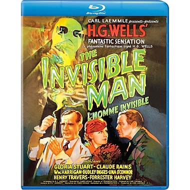 The Invisible Man (Blu-Ray)