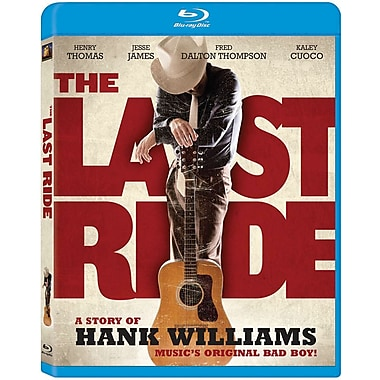 The Last Ride (Blu-Ray)