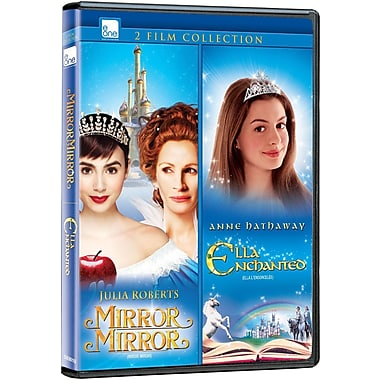 Mirror Mirror/Ella Enchanted (DVD)