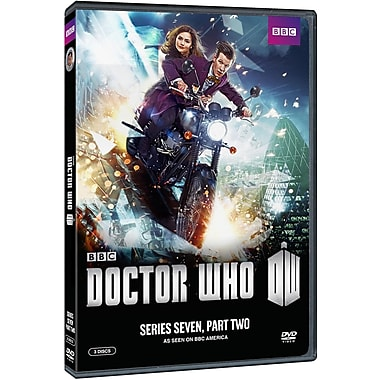 Doctor Who: Series Seven, Part 2 (DVD)