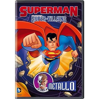 Superman Super Vilians: Metallo (DVD)