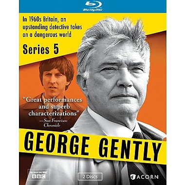 George Gently S5 (Blu-Ray)