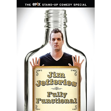 Jim Jefferies: Fully Functional (DVD)
