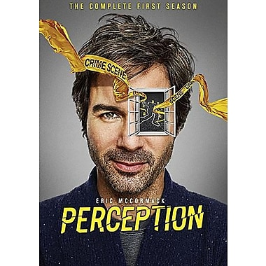 Perception: The First Complete Season (DVD)
