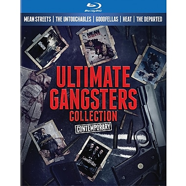 Ultimate Gangsters Collection Contemporary (Blu-Ray)