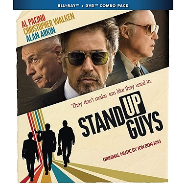 Stand Up Guys (Blu-Ray + DVD)