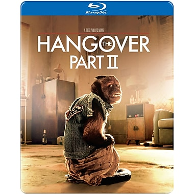 The Hangover: Part II (Blu-Ray + DVD + Digital Copy)