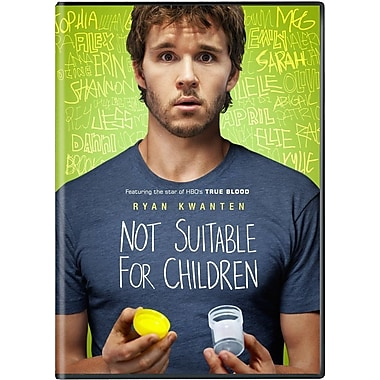 Not Suitable For Children (DVD)