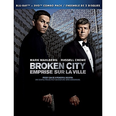 Broken City (Blu-Ray + DVD)