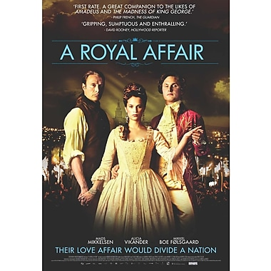 A Royal Affair (Blu-Ray)