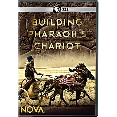Building Pharaoh's Chariot (DVD)