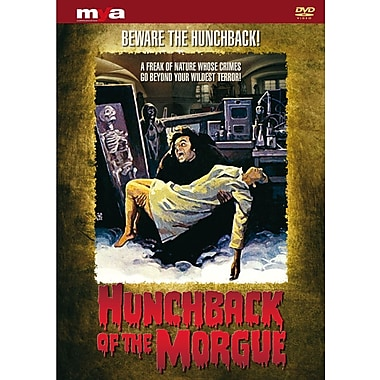 Hunchback of the Morgue (DVD)