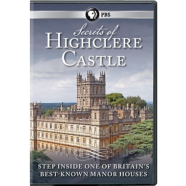 Secrets of Highclere Castle (DVD)