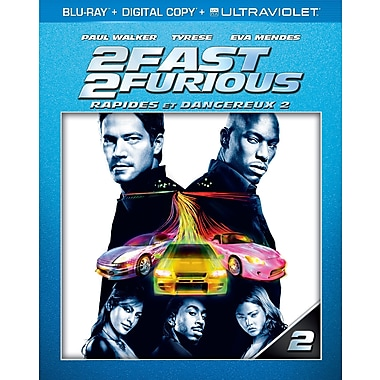 2 Fast 2 Furious (Blu-Ray + Digital Copy + UltraViolet)