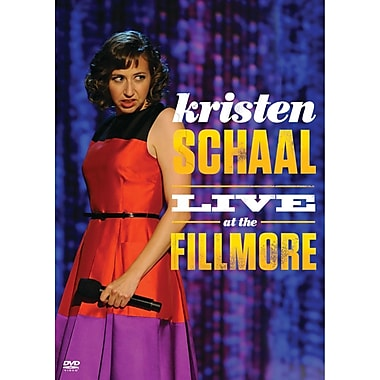 Kristen Schaal: Live At The Fillmore (DVD)