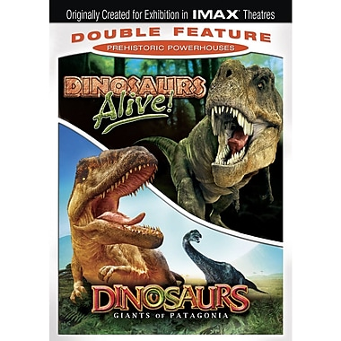 Dinosaurs Double Feature (DVD)