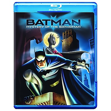 Batman Mystery of The Batwoman (Blu-Ray)