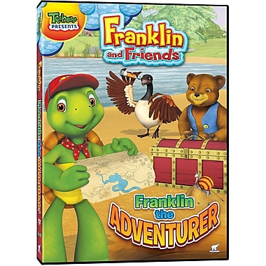 Franklin and Friends: Franklin the Adventurer (DVD)