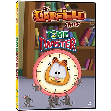 The Garfield Show: Time Twister (DVD)