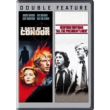 All the President's Men/3 Days of the Condor (DVD)