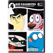 4 Kid Favorites Cartoon Network Hall of Fame #2 (DVD)