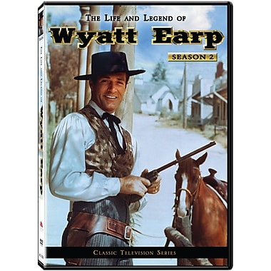 The Life and Legend of Wyatt Earp S2