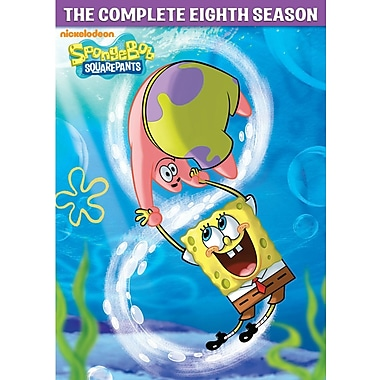 SpongeBob SquarePants: The Complete Eighth Season (DVD)