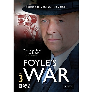Foyle's War Series 3 (DVD)