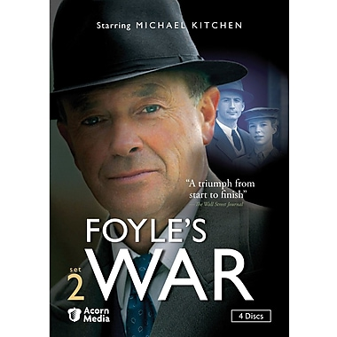 Foyle's War Series 2 (DVD)
