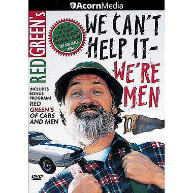 Red Green We Can't Help It: We're Men (DVD)