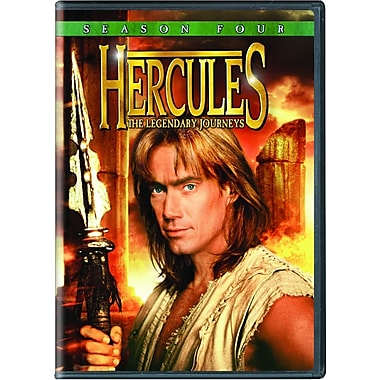 Hercules: The Legendary Journeys - Season Four (DVD)