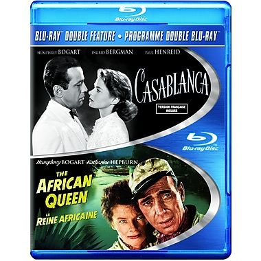 Casablanca/African Queen (Blu-Ray)