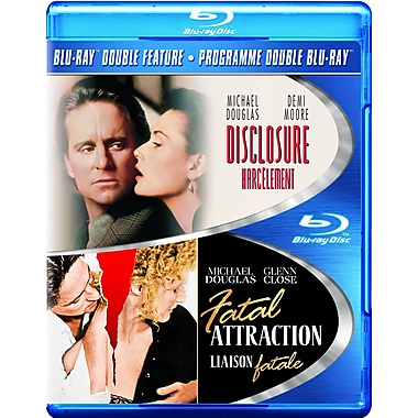 Disclosure/Fatal Attraction (Blu-Ray)