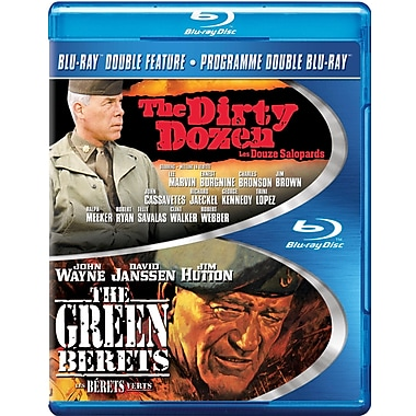 The Dirty Dozen/The Breen Berets (Blu-Ray)