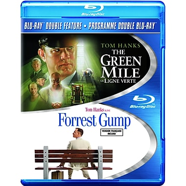 The Green Mile/Forrest Gump (Blu-Ray)