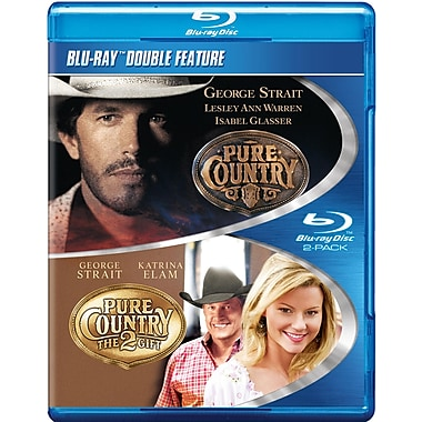 Pure Country/Pure Country 2: The Gift (Blu-Ray)
