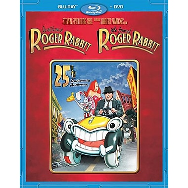 Who Framed Roger Rabbit 25th Anniversary Edition (Blu-Ray + DVD) 2013